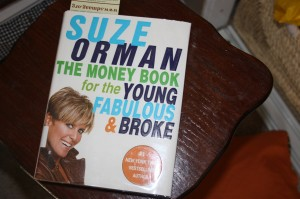 The Money Book for the Young, Fabulous & Broke by Suze Orman