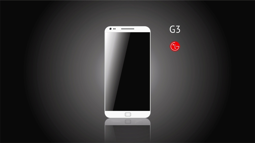 very sleek looking LG G3