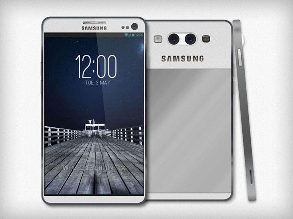 The techy one: Samsung Galaxy S5